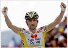 Piepoli dio positivo en el Tour de Francia