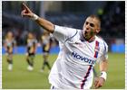 Benzema se queda en el Lyon