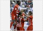 El Almería tiene fútbol, no gol