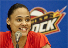 Triste debut de Marion Jones en la WNBA
