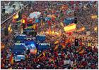 La Policía pide a los aficionados que no se sumen al recorrido de La Roja