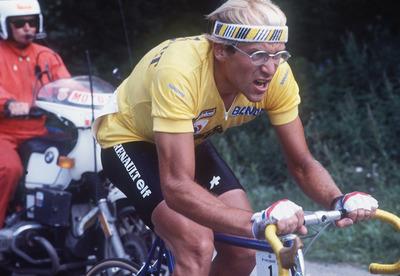 FOTOGALERIA: Laurent Fignon