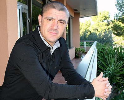 Ángel Pedraza, en 2009.