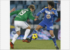 La Real machaca al Getafe