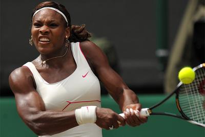 Serena Williams, une évolution physique spectaculaire !