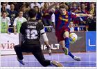 El Caja Segovia golpea primero en un partido con final de  infarto