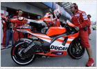 Tres Ducati para Rossi, otras tres para Hayden