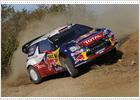Hirvonen y Loeb se juegan el título en el Rally Catalunya
