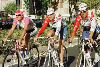 Se va Txente, se va un ciclismo