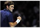 Un Federer mágico