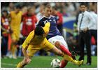 Inglaterra y Francia, la batalla del balón