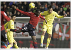 Osasuna castiga al Villarreal