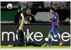 El Barça desafía al fútbol