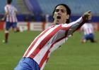 El Atlético se reconcilia con el fútbol