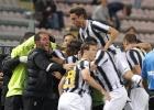 El primer 'scudetto' de Conte, el último de Del Piero