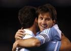 Argentina ovaciona a Messi