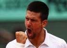 Djokovic resurge ante Tsonga y accede a las semifinales de Roland Garros