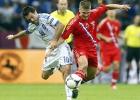 Grecia, 1 - Rusia, 0