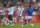 Italia, 2 - Irlanda, 0