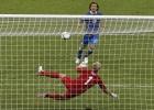 Inglaterra, 0 (2) - Italia, 0 (4)