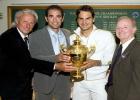 Federer cierra el círculo