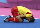 Santi Freixa dice adiós a los Juegos tras romperse el cúbito