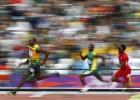 Los focos del atletismo