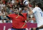 La garra de Francia deja a España sin la lucha por las medallas