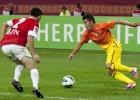 Vuelve Villa, sigue Messi