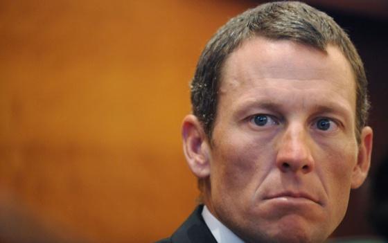 Armstrong, en mayo de 2011.