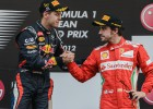 Vettel pisa a fondo