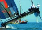 En el 'Fórmula 1' del mar