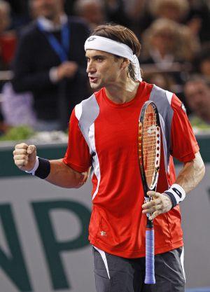 Ferrer celebra la victoria