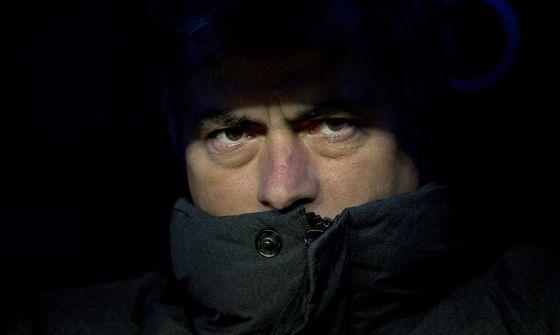 Mourinho, en el banquillo ante el Alcoyano