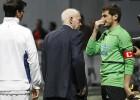 """Casillas: """"Es una situación difícil"""""""