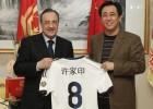Florentino Pérez visita China
