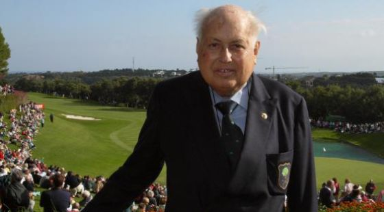 Jaime ortiz pati o impulsor del golf en espa a deportes for Clinica santa elena torremolinos