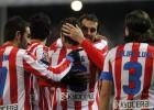 Fiesta incompleta para el Atlético