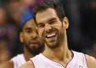 Los Lakers se estrellan ante Calderón y los Raptors