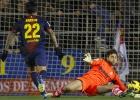 El Barça B se lleva el miniclásico