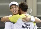 7h 1m, duelo más largo de la historia de la Copa Davis