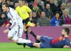 Pánico a Ronaldo en el Camp Nou