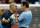 """Valdés: """"No tienes vergüenza"""""""