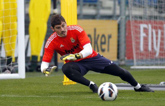 """""""Casillas no tiene el alta competitiva"""""""