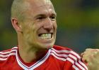 Robben es por fin el héroe