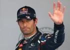 Una carrera para relevar a Webber