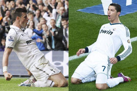 Bale y Cristiano, la pasada temporada.