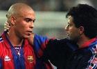 """Mourinho: """"Entrené a Ronaldo, no a este, al verdadero, el brasileño"""""""