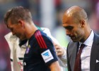 Primer traspié del Bayern