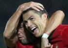 Gigante Cristiano, suplente Bale